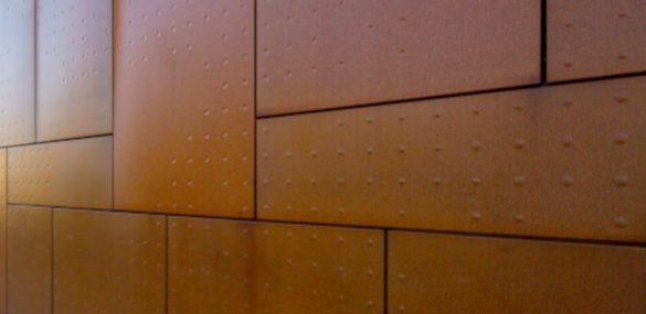 Cortenstaal (Weervast staal) | WVH Gevelprojecten