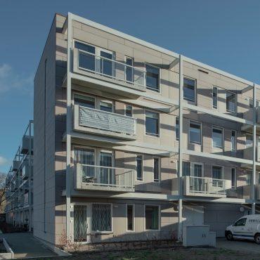 Den Haagacker | WVH Gevelprojecten