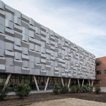 OLV Ten Doorn College | WVH Gevelprojecten