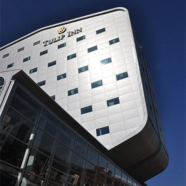 Eindhoven Airport | WVH Gevelprojecten