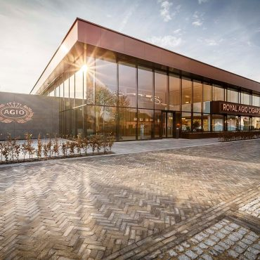 Nieuwbouw Royal AGIO Cigars | WVH Gevelprojecten