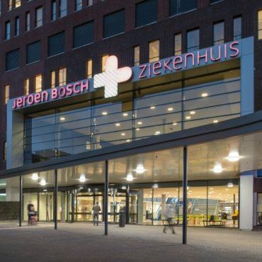 Jeroen Bosch Ziekenhuis | WVH Gevelprojecten