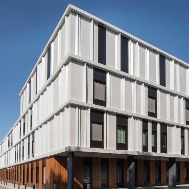 Langeland Ziekenhuis | WVH Gevelprojecten