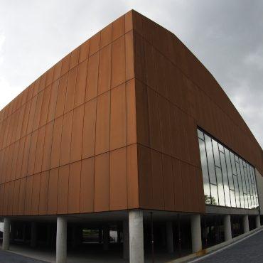Ontmoetingscentrum | WVH Gevelprojecten