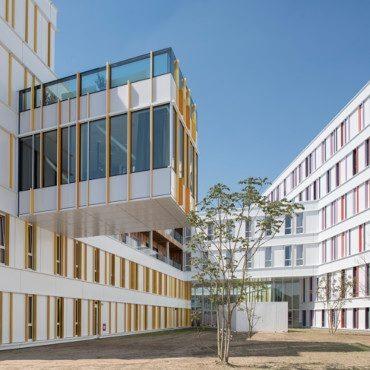 Prinses Maxima Centrum | WVH Gevelprojecten