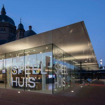 Theater Speelhuis | WVH Gevelprojecten