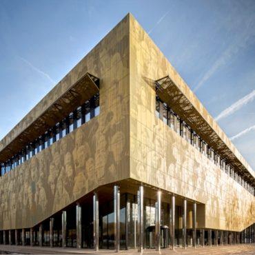 Universiteit, Gebouw O | WVH Gevelprojecten