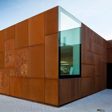 Stadsbibliotheek Brugge | WVH Gevelprojecten