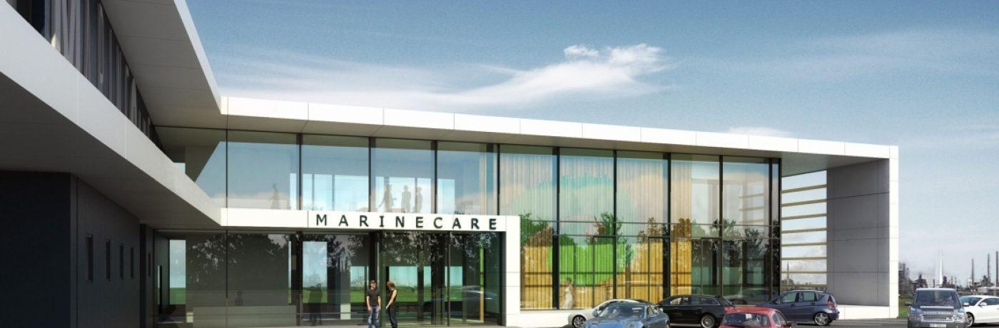 Ons nieuwe project Marine Care te Rotterdam start medio Augustus