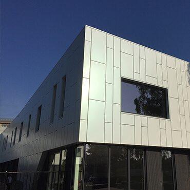 Vakcollege  Aloysius & De Roosten | WVH Gevelprojecten