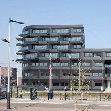 IJburg | WVH Gevelprojecten